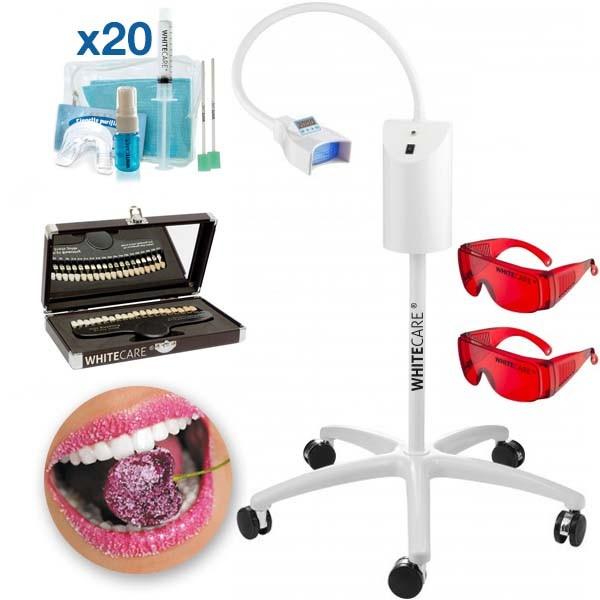 Professionnel Dentaire Lampes Blanchiment Uv Pour Whitecare PZOXiuk