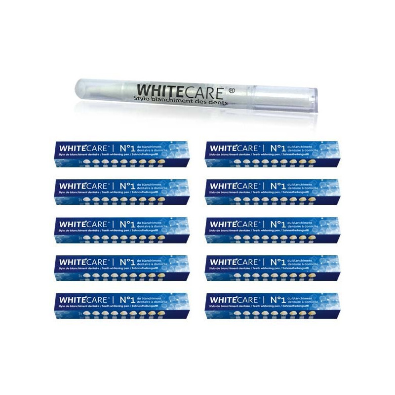 blanchiment dentaire kit White Care