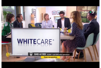 Quand WHITECARE ® s'invite à la TV !